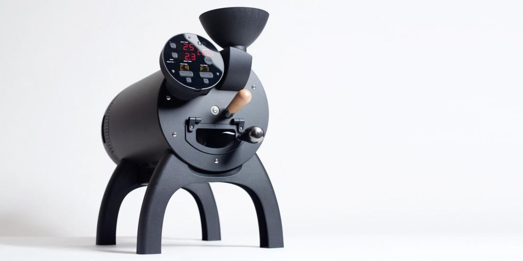 Aillio Bullet R1 Coffee Roaster - Singapore Cowpresso Coffee Roasters Specialty Coffee Bean Online Subscription Freshly Delivered
