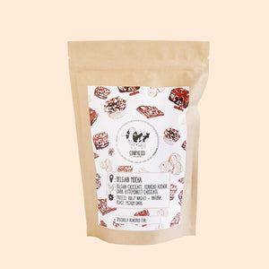 Belgian Mocha 250Gm - Singapore Cowpresso Coffee Roasters Specialty Coffee Bean Online Subscription Freshly Delivered