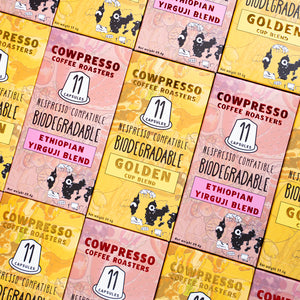Cowpresso Pod Party