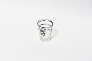 Measuring Shot Glass - Singapore Cowpresso Coffee Roasters | Specialty Coffee Beans | Online Subscription | Freshly Delivered |