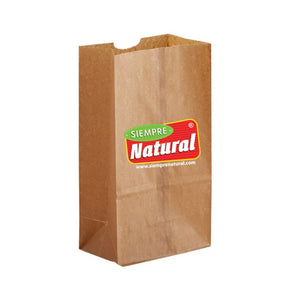 Siempre Natural Bag Kraft #6 SN-ES-GBN106