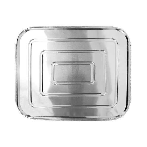 Lid Alum Table Pan Half