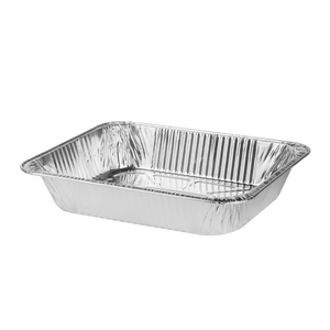Table Pan Alum Half