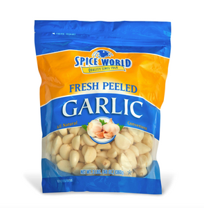 GARLIC PEELED FRESH 3LBS LEB-SA-821506
