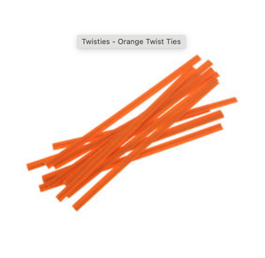 TWISTIES ORANGE FEL-DV-7775