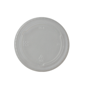 Container Paper 12oz (Lid) Green LC