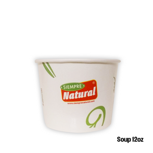 Food Container Paper 12oz ANT-L0-C47872 (Soup 12oz)