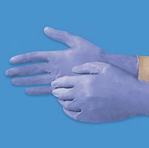 GLOVES NITRILE BLUE M LCSJ-AM-1VSEINM