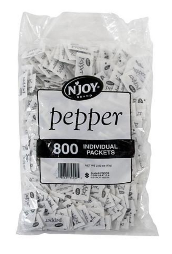 PEPPER N'JOY PACKETS CM-SA-57871