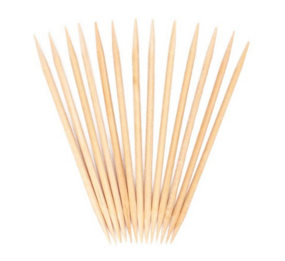 TOOTHPICKS UNWRAPPED WOOD SC-SA-205109