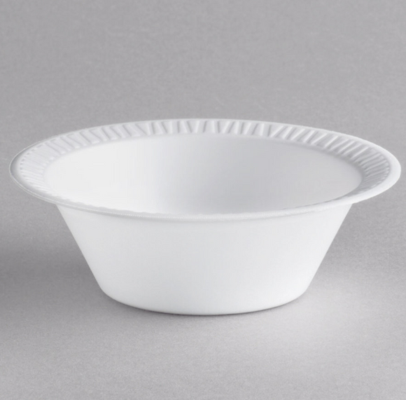BOWL FOAM 5 OZ RDC-BU-12505250 TX