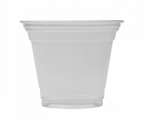 CUP CLEAR PET 9OZ HS-LO-CKC9 TX