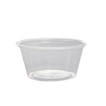 PORTION CUP 1.5oz CLEAR KU-LO-FPP150PP