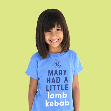 Mary Had a Little Lamb Kebab T-Shirt