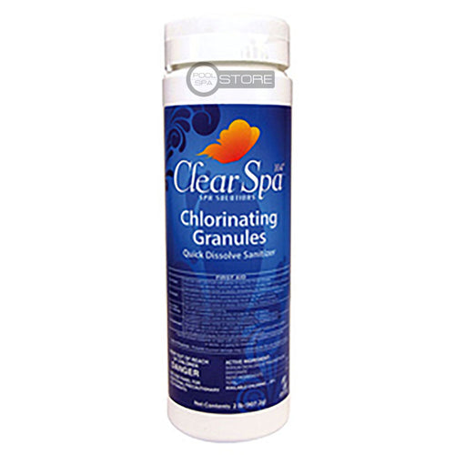 ClearSpa Chlorinating Granules - 2lb