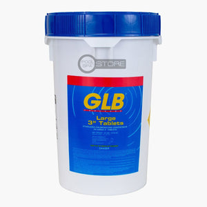 GLB 3 Inch Tablets, 50 -Pound, Large