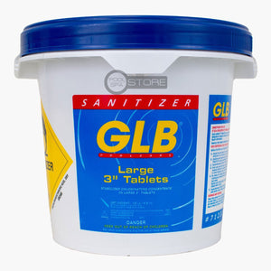 GLB 3 Inch Tablets, 15 -Pound, Large
