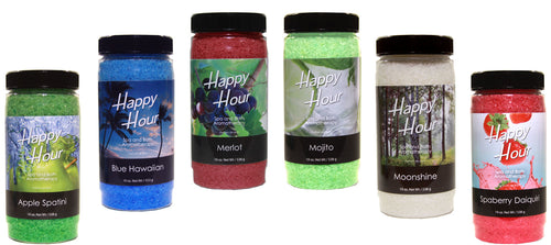 inSPAration Happy Hour Crystal Aromatherapy