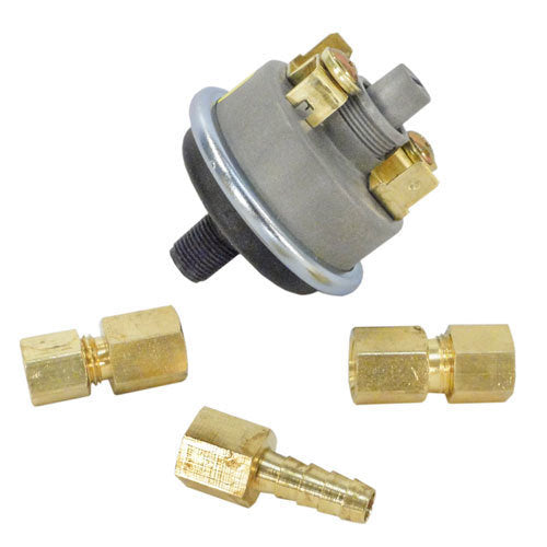 3902 Universal Hot Tub Pressure Switch, adjustable 1-5psi 1 amp