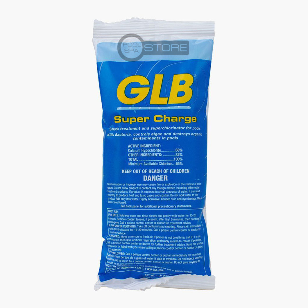 GLB Super Charge, 1 Pound - 6 PACK