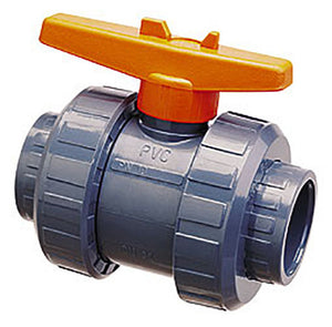 "Praher 1.5"" S X S True Union Ball Valve (#BV6-1501PES)"