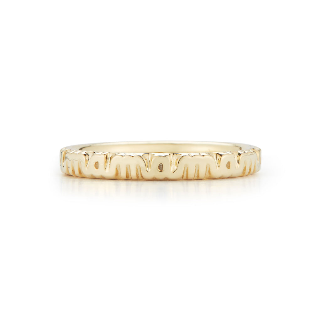 Tali Gillette Stackable Mama Ring