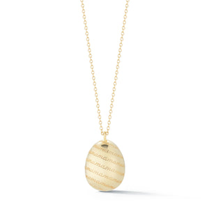A Good Egg™ Mama Spiral Necklace