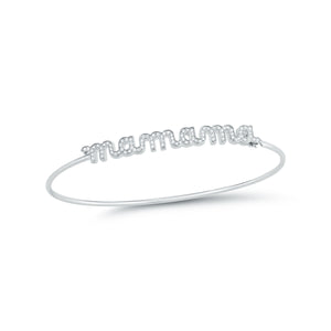 Diamond Mama Bangle