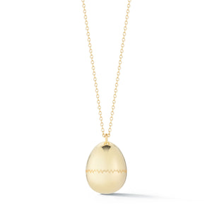 A Good Egg™ Necklace with Mama Crack