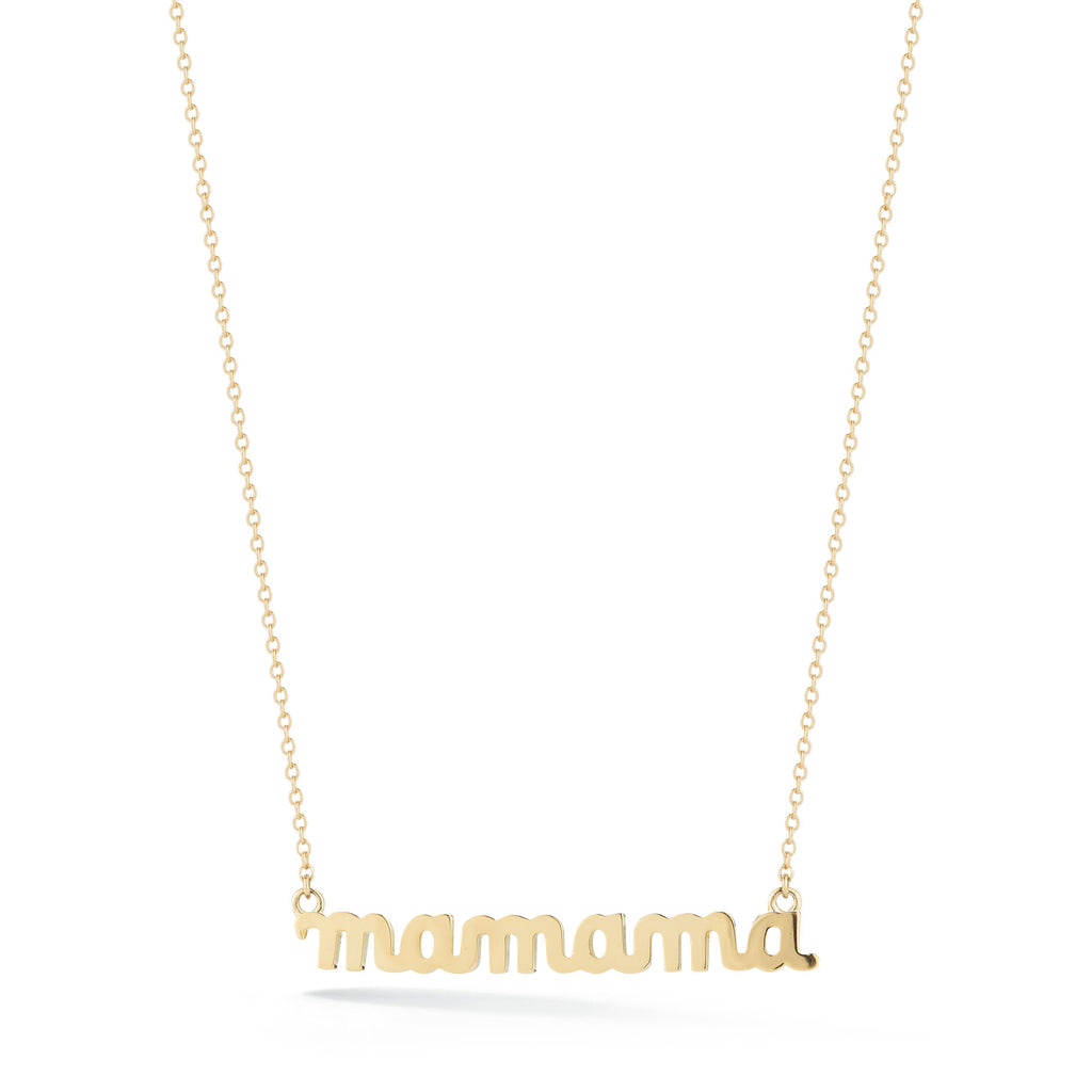 Tali Gillette Horizontal Bar Mama Necklace
