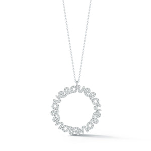 For Love™️ Pave Diamond Necklace