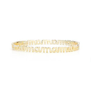 Mama Eternity Bangle