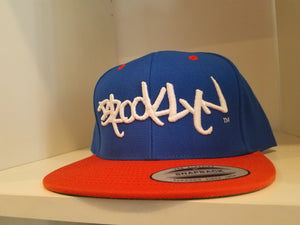 The BROOKLYN  Snapback (Black)