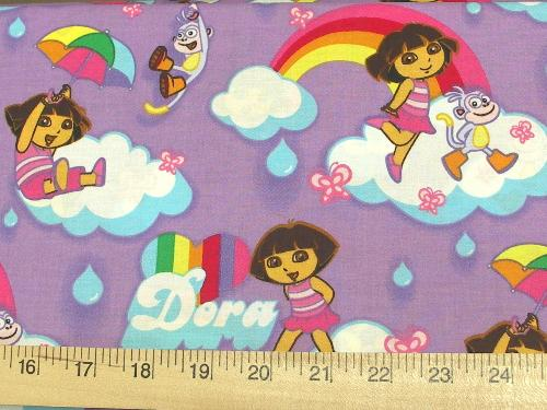 Dora The Explorer Lavender CT-8