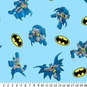Anti-Pill Batman Super Friends Fleece 116