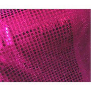 "Large Confetti Dot Sequins 1/4"" FUCHSIA"