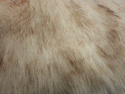 Husky Fur Beige/Brown MF-63