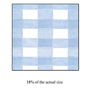 Premium Anti-Pill Quilts Baby Blue Fleece 223