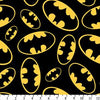 Anti-Pill Batman Flying With Logos Fleece 231