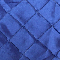Taffeta Diamond Pintuck ROYAL BLUE 2""