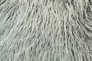 Mongolian Fur FROSTED GREY