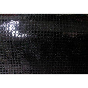 "Large Confetti Dot Sequins 1/4"" BLACK"