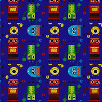 Premium Anti-Pill Artists Of Kolea Robots Fleece 448