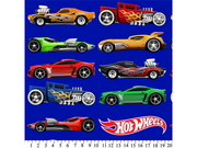 Anti-Pill Hot Wheels Cars Fleece A58