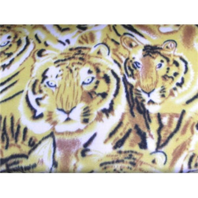 Yellow Tiger Fleece 500