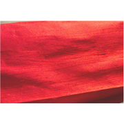 "Silk Dupioni 54"" RED"
