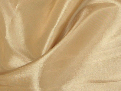 Two Tone Dress Taffeta Tan