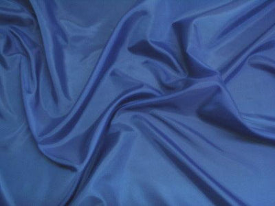Poly Taffeta Lining ROYAL BLUE