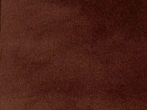 100% Cotton Med Weight Velvet CEDAR