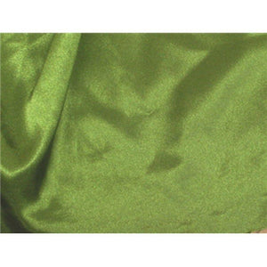 Stretch Charmeuse Satin Olive Green